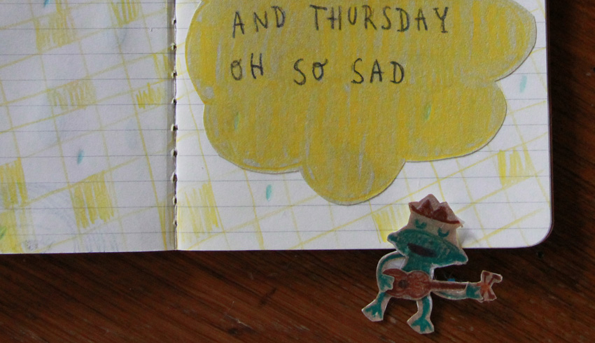 and thursday oh so sad