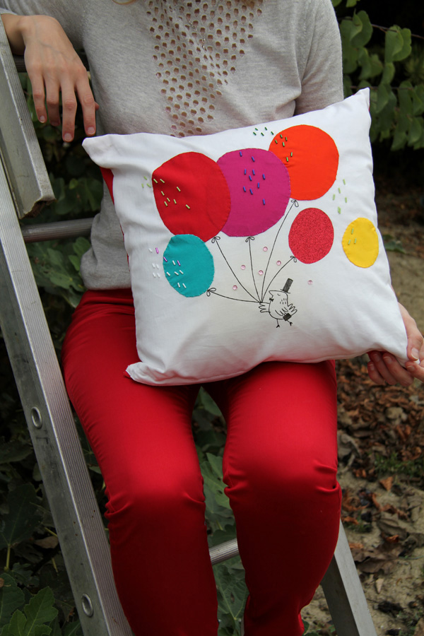 balloon cushion